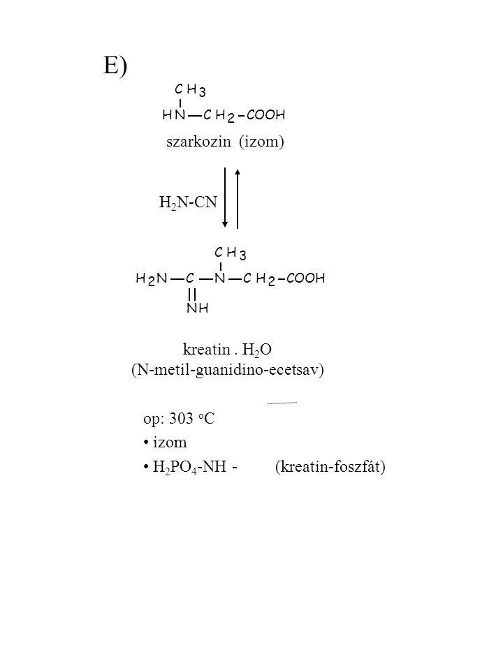 (N-metil-guanidino-ecetsav)