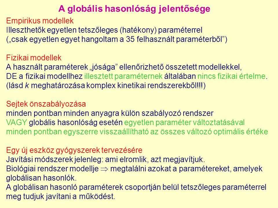 A globális hasonlóság jelentősége