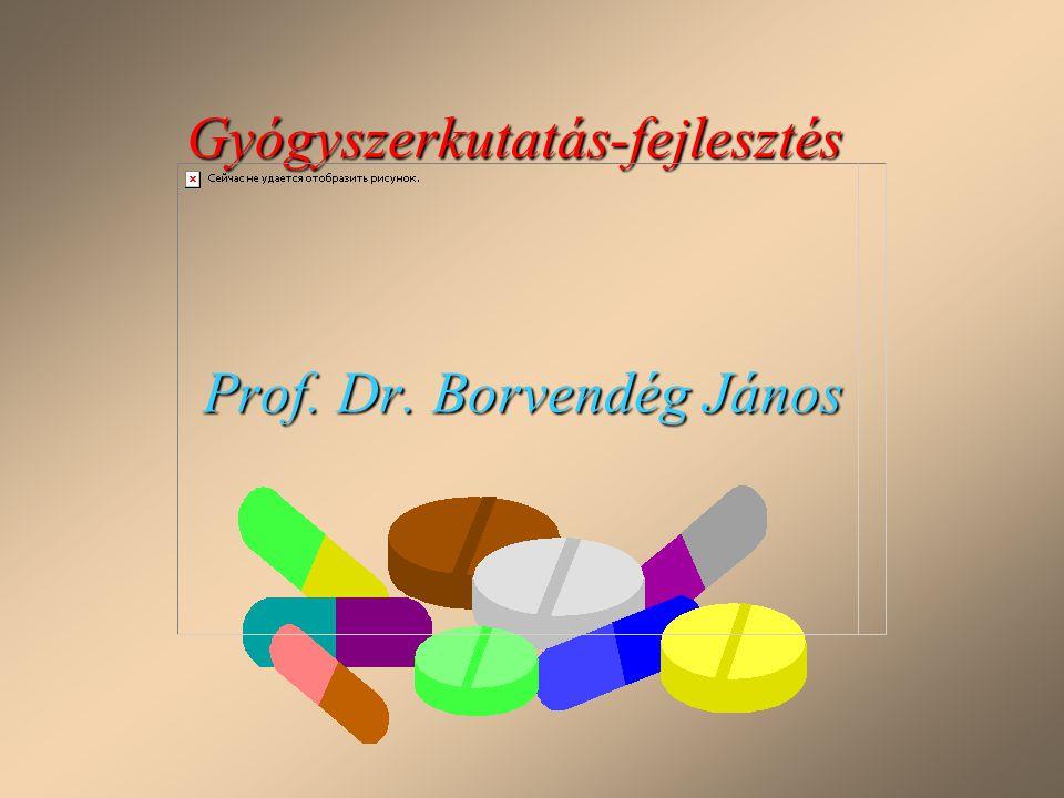 Gyógyszerkutatás-fejlesztés