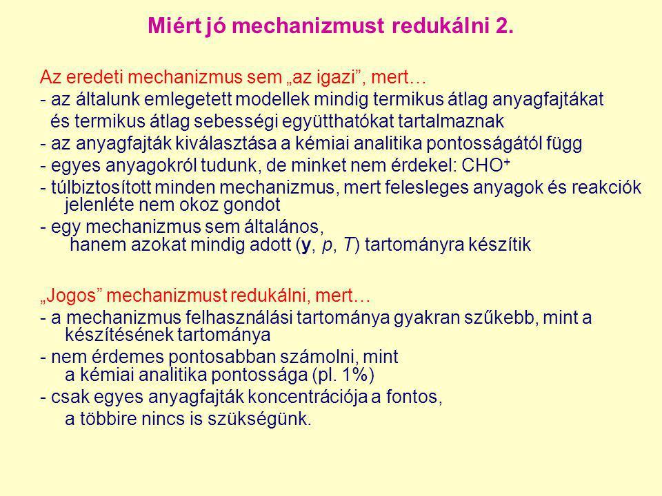 Miért jó mechanizmust redukálni 2.