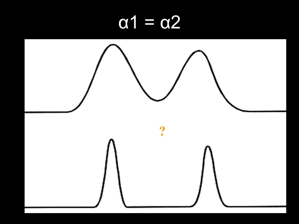 α1 = α2