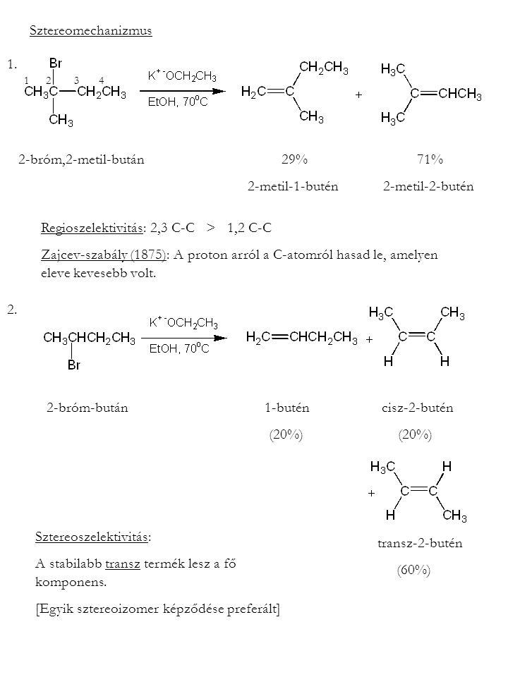 2-metil-1-butén 2-metil-2-butén