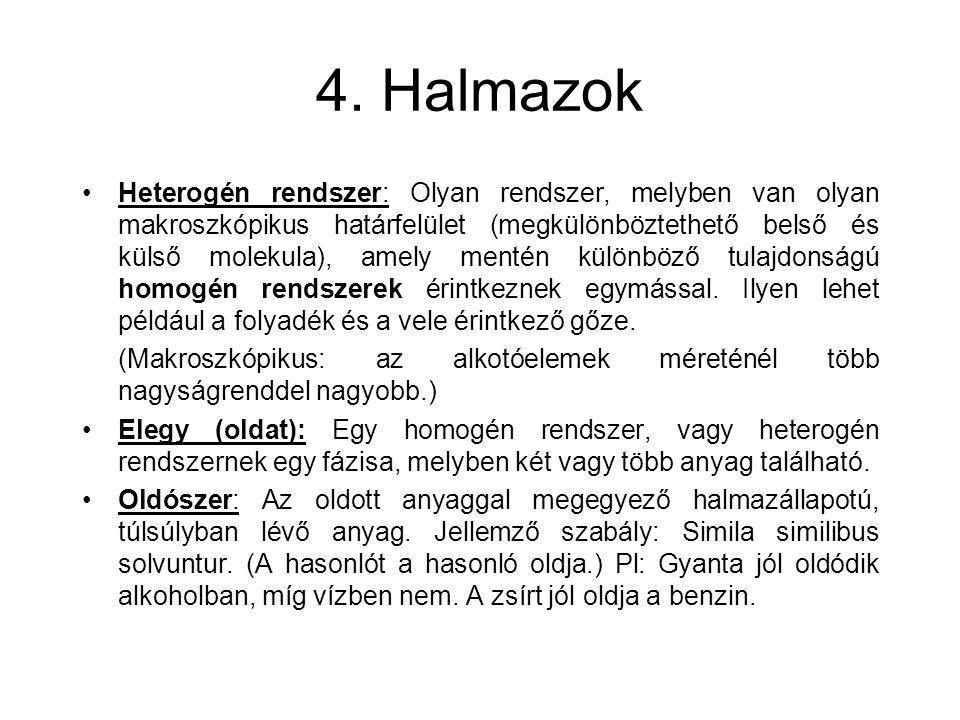4. Halmazok