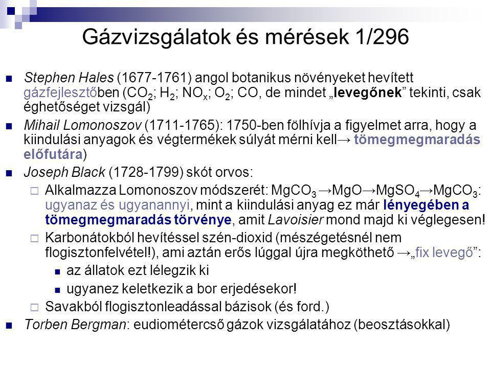 Gázvizsgálatok és mérések 1/296