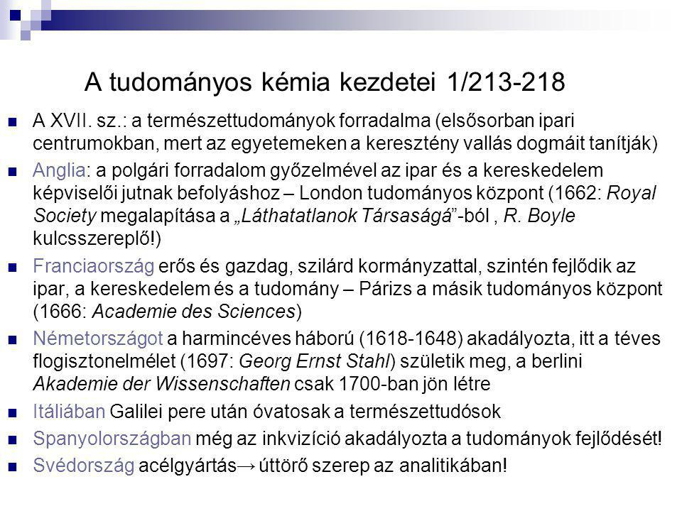 A tudományos kémia kezdetei 1/213-218