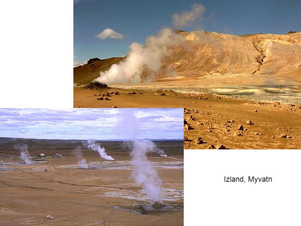 Izland, Myvatn