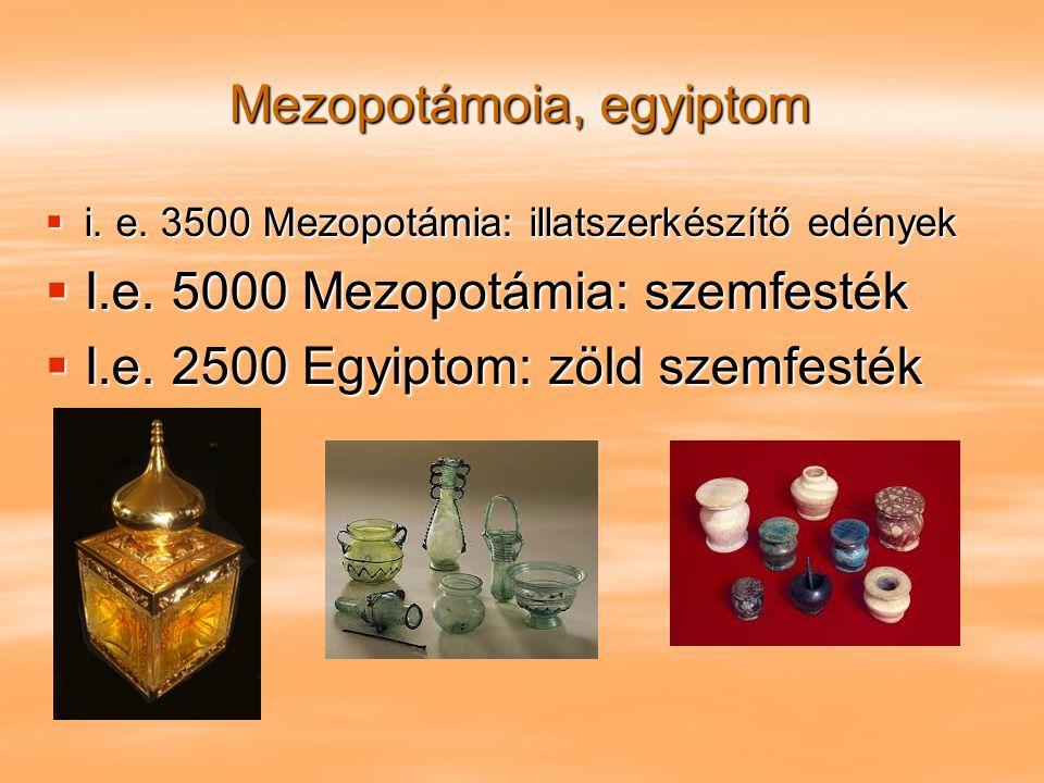 Mezopotámoia, egyiptom