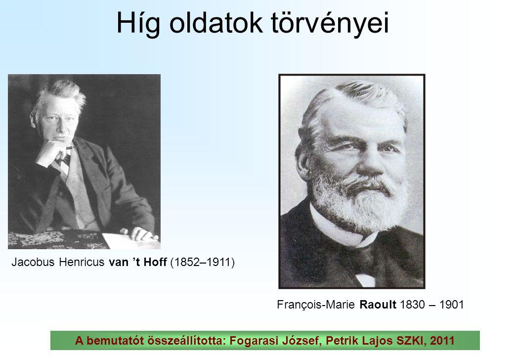 A bemutatót összeállította: Fogarasi József, Petrik Lajos SZKI, 2011