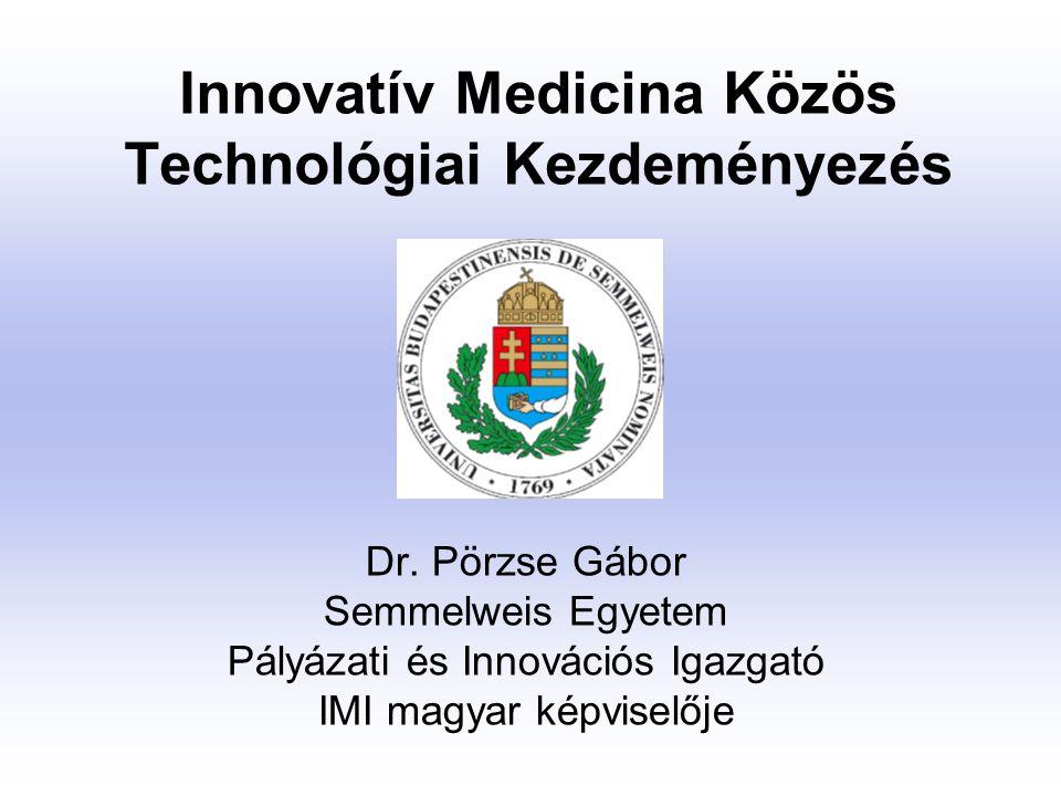Innovatív Medicina Közös Technológiai Kezdeményezés