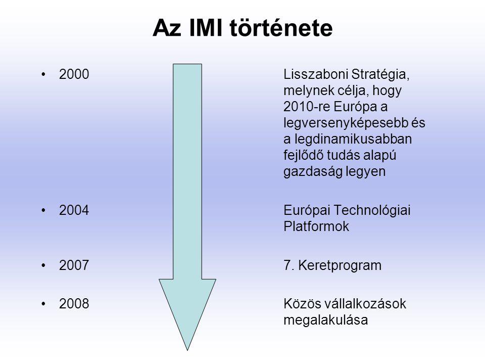 Az IMI története