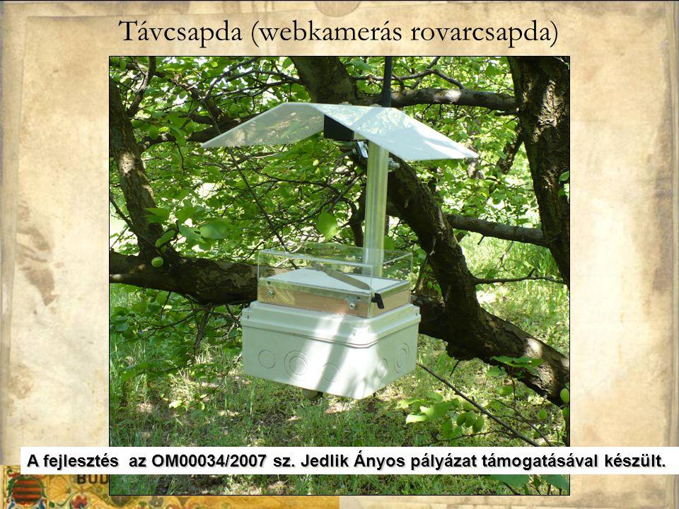 Távcsapda (webkamerás rovarcsapda)