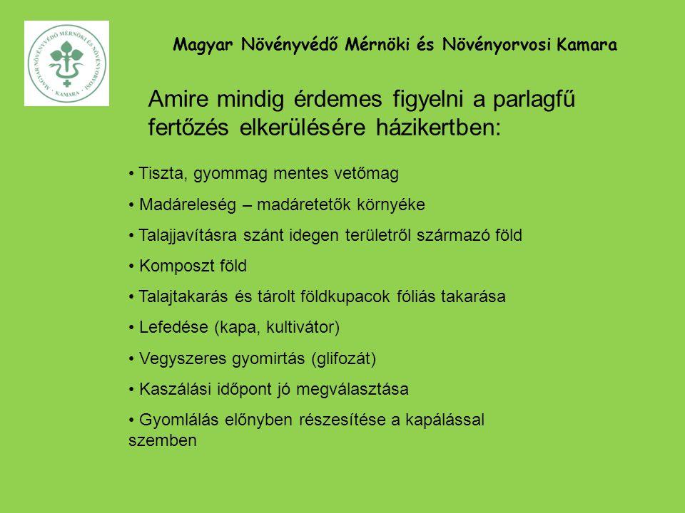 Magyar Növényvédő Mérnöki és Növényorvosi Kamara