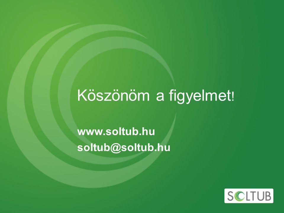 www.soltub.hu soltub@soltub.hu