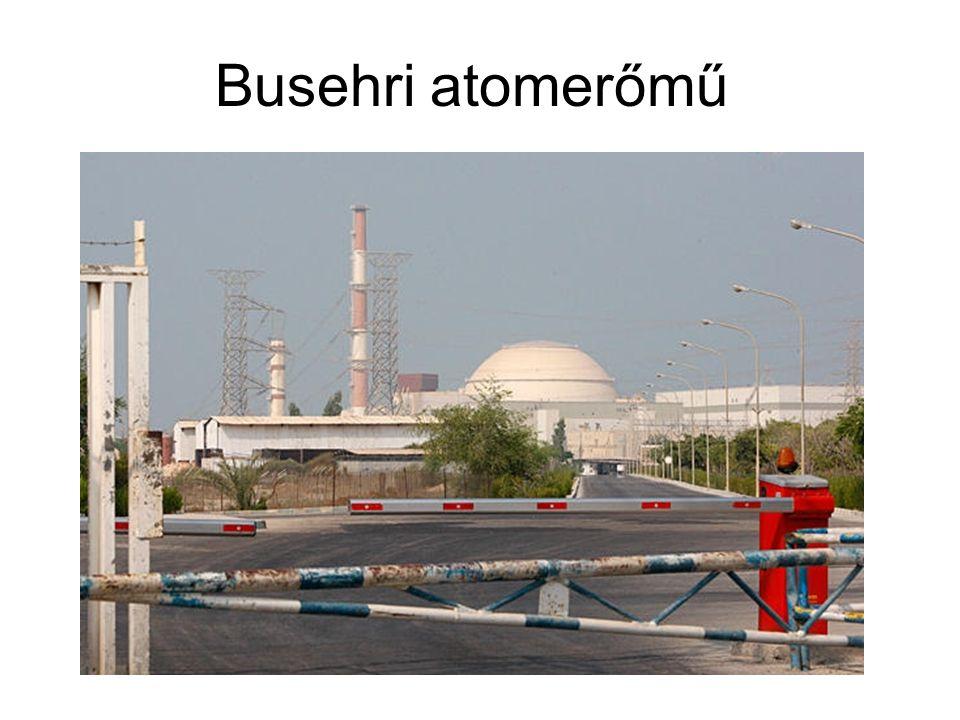 Busehri atomerőmű