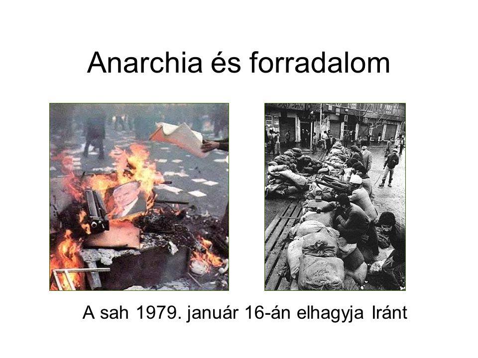 Anarchia és forradalom