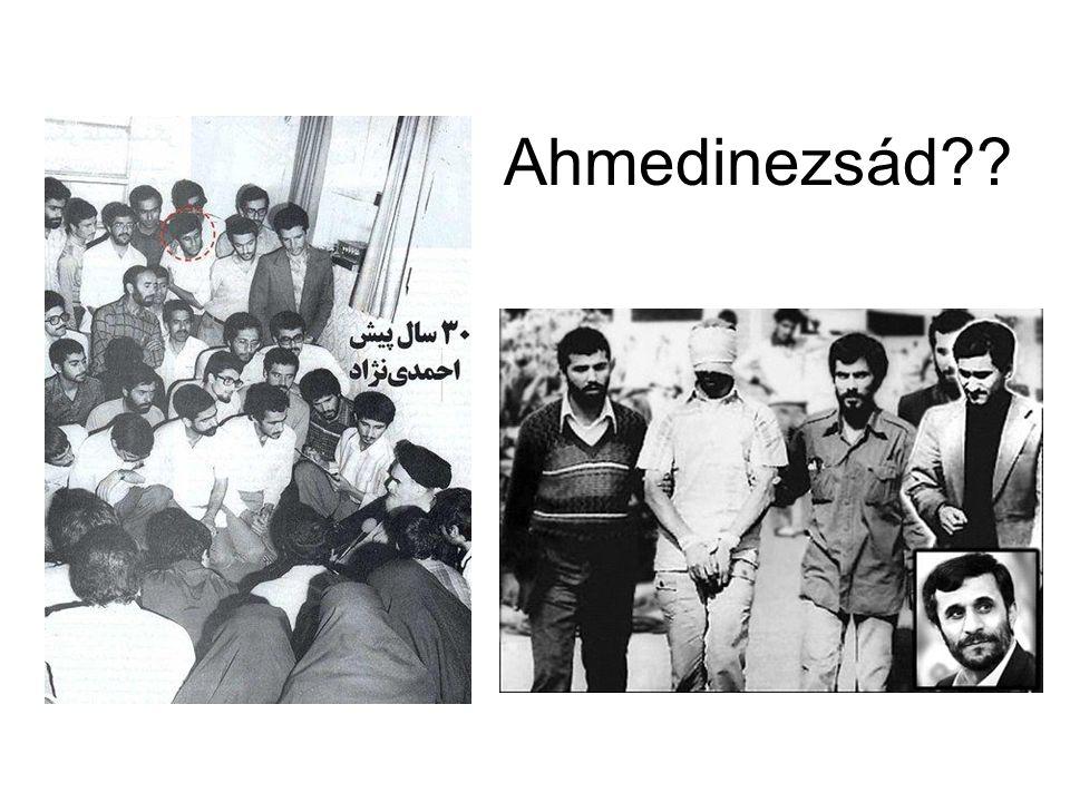 Ahmedinezsád