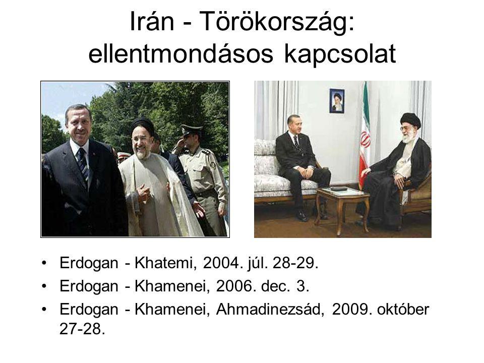 Irán - Törökország: ellentmondásos kapcsolat