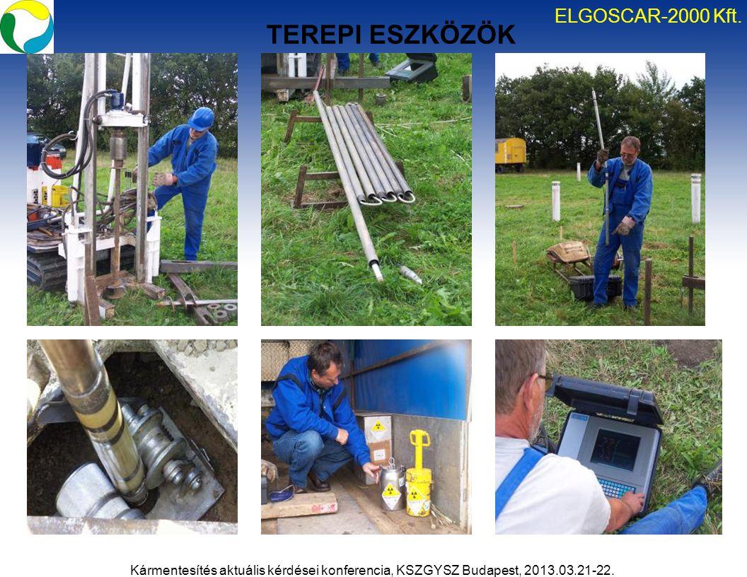 TEREPI ESZKÖZÖK ELGOSCAR-2000 Kft.
