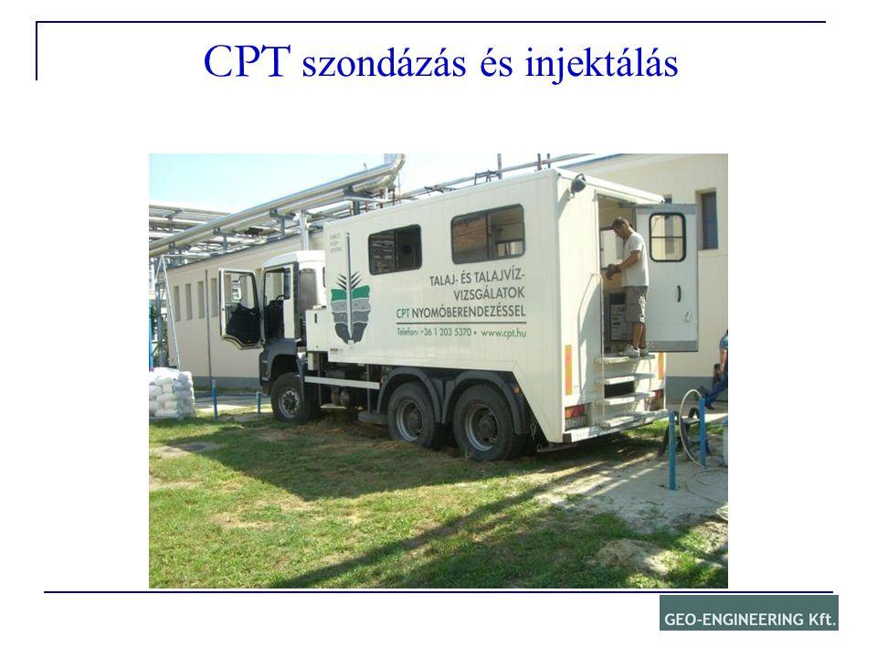 CPT szondázás és injektálás