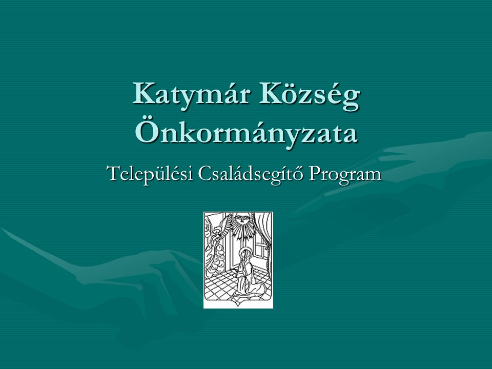 Katymár Község Önkormányzata