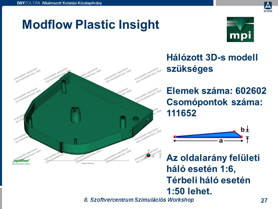 Modflow Plastic Insight