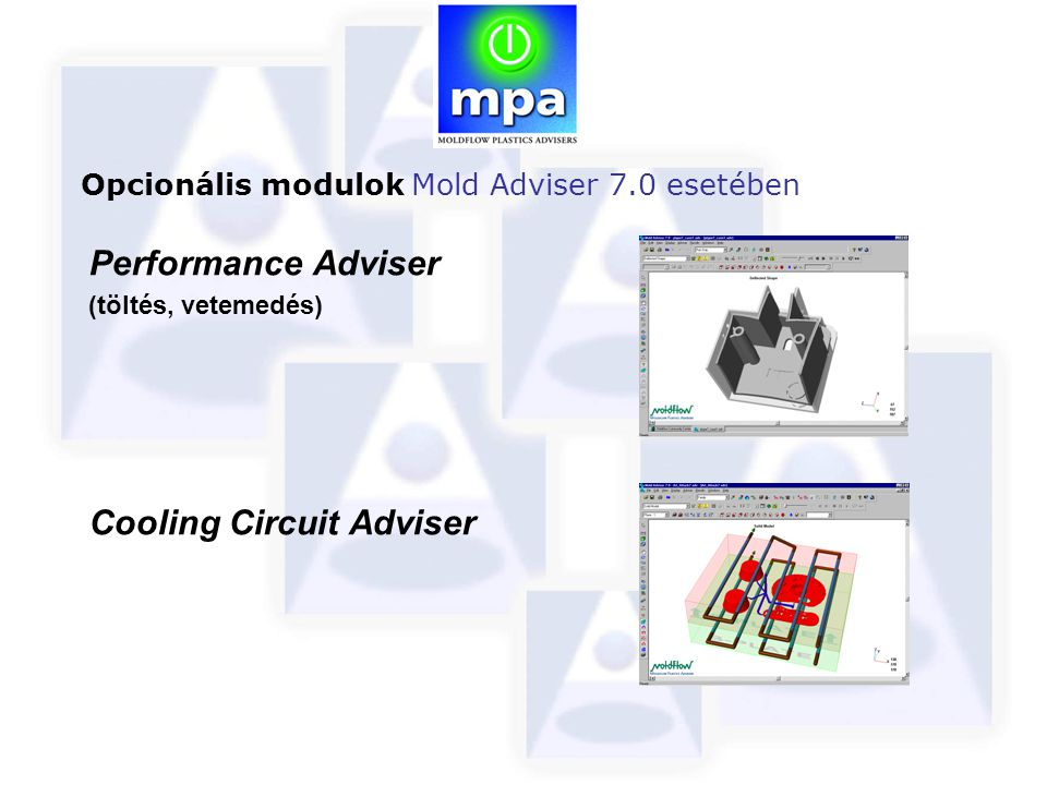 Cooling Circuit Adviser