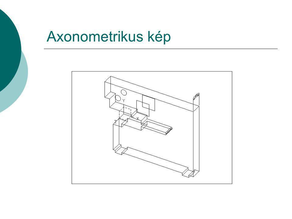 Axonometrikus kép