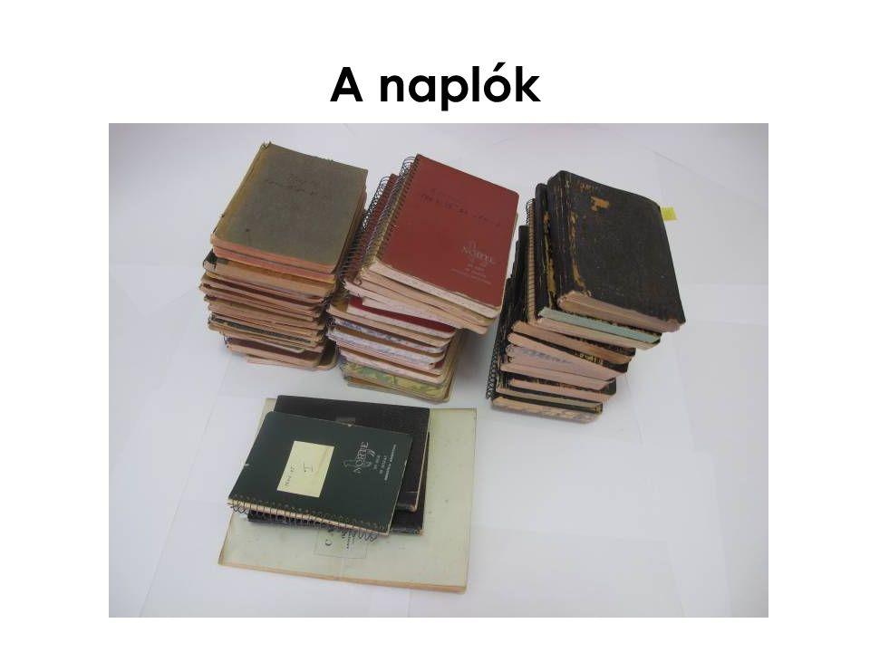 A naplók