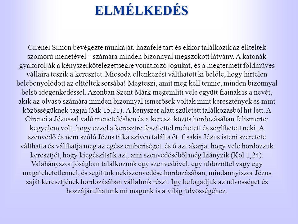 ELMÉLKEDÉS