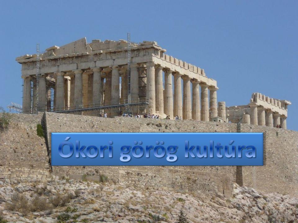Ókori görög kultúra