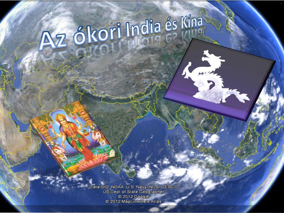Az ókori India és Kína
