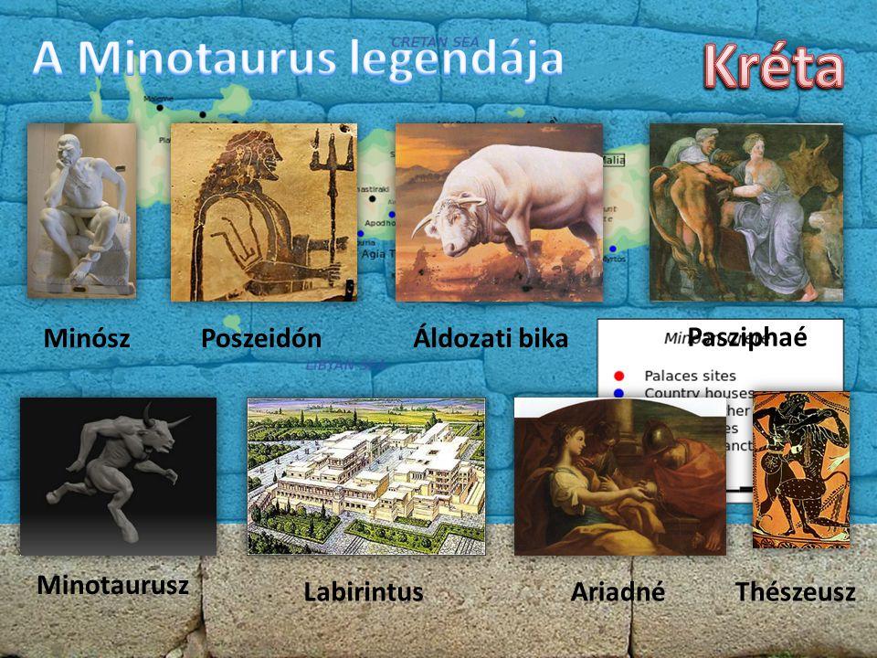 A Minotaurus legendája