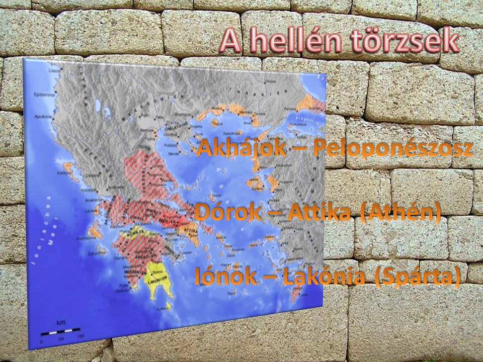 Akhájok – Peloponészosz
