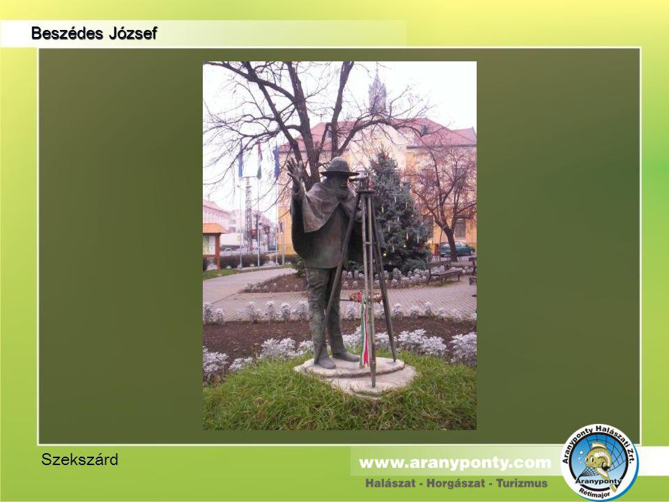 Beszédes József Szekszárd