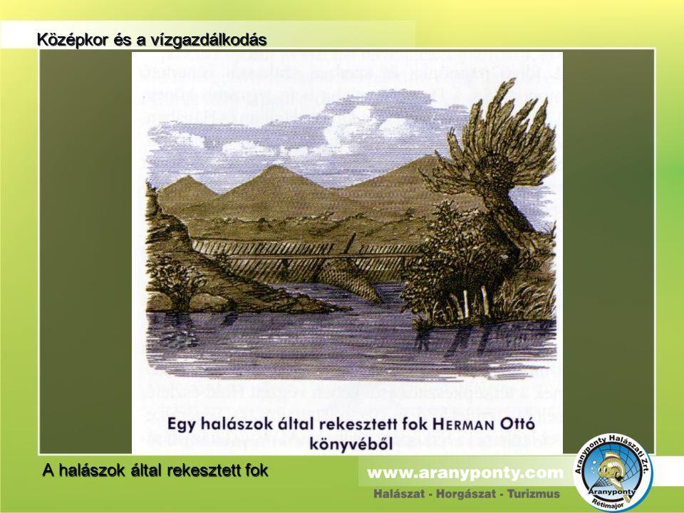 A halászok által rekesztett fok