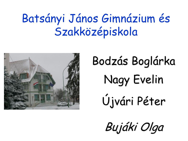 Batsányi János Gimnázium és Szakközépiskola
