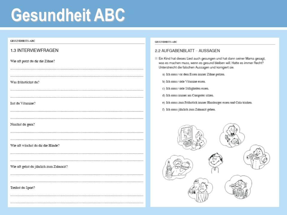 Gesundheit ABC