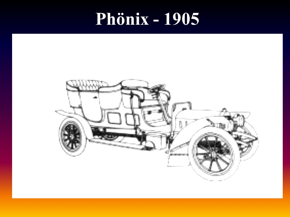 Phönix - 1905