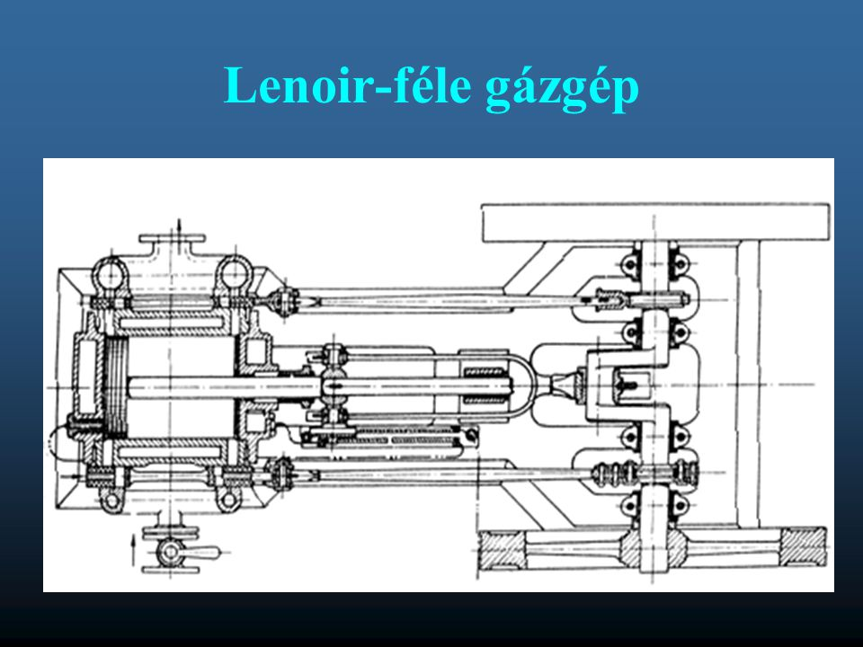 Lenoir-féle gázgép