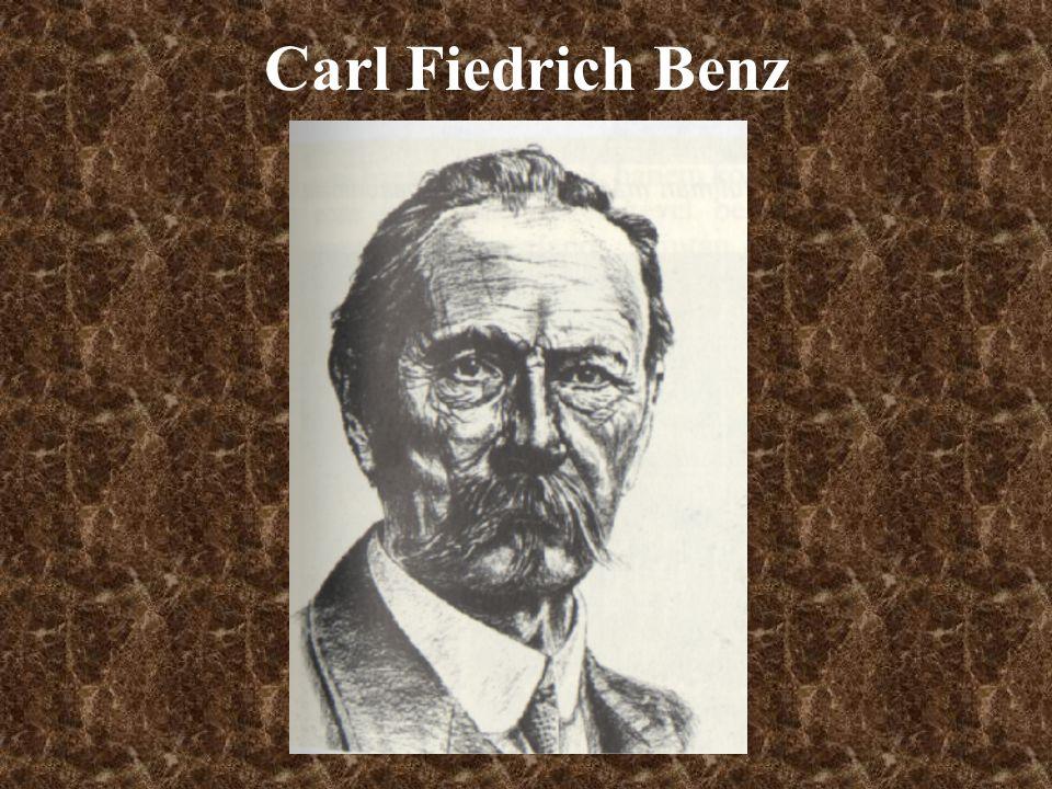 Carl Fiedrich Benz