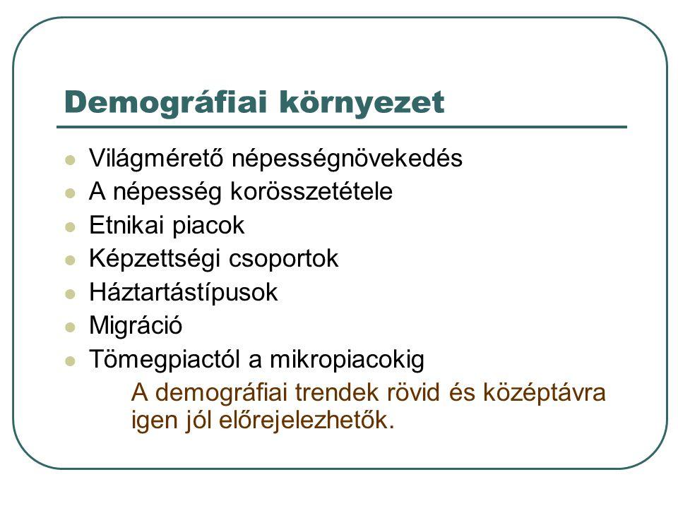 Demográfiai környezet