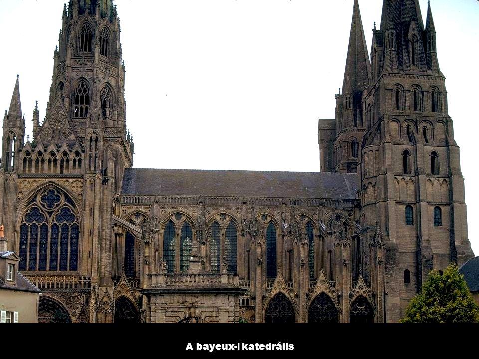 A bayeux-i katedrális