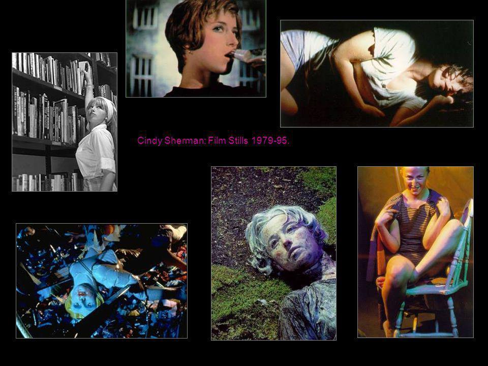 Cindy Sherman: Film Stills 1979-95.