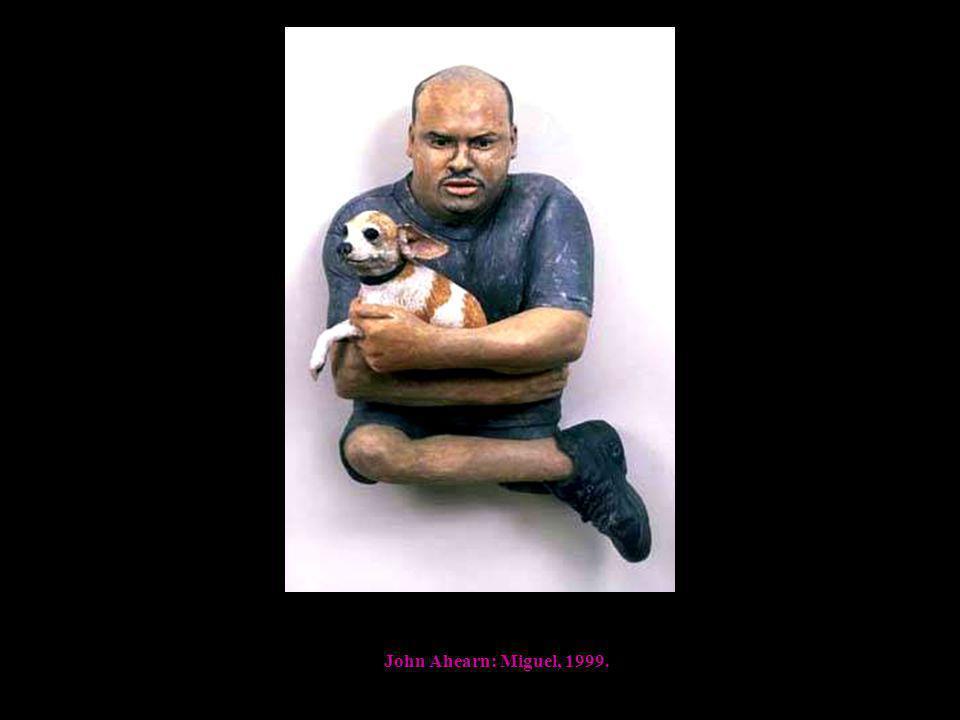 John Ahearn: Miguel, 1999.