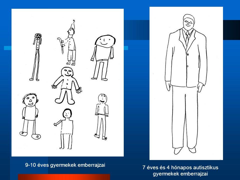 9-10 éves gyermekek emberrajzai