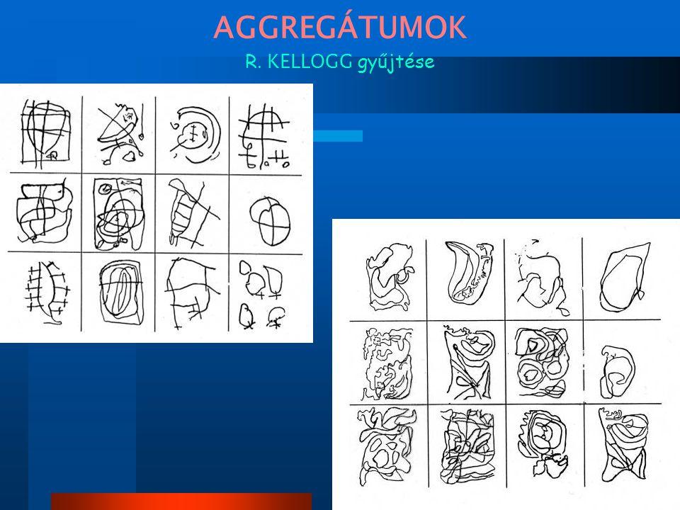 AGGREGÁTUMOK R. KELLOGG gyűjtése