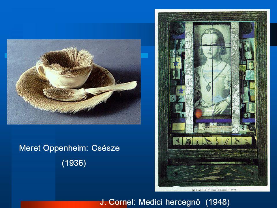 Meret Oppenheim: Csésze