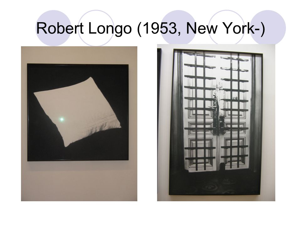 Robert Longo (1953, New York-)