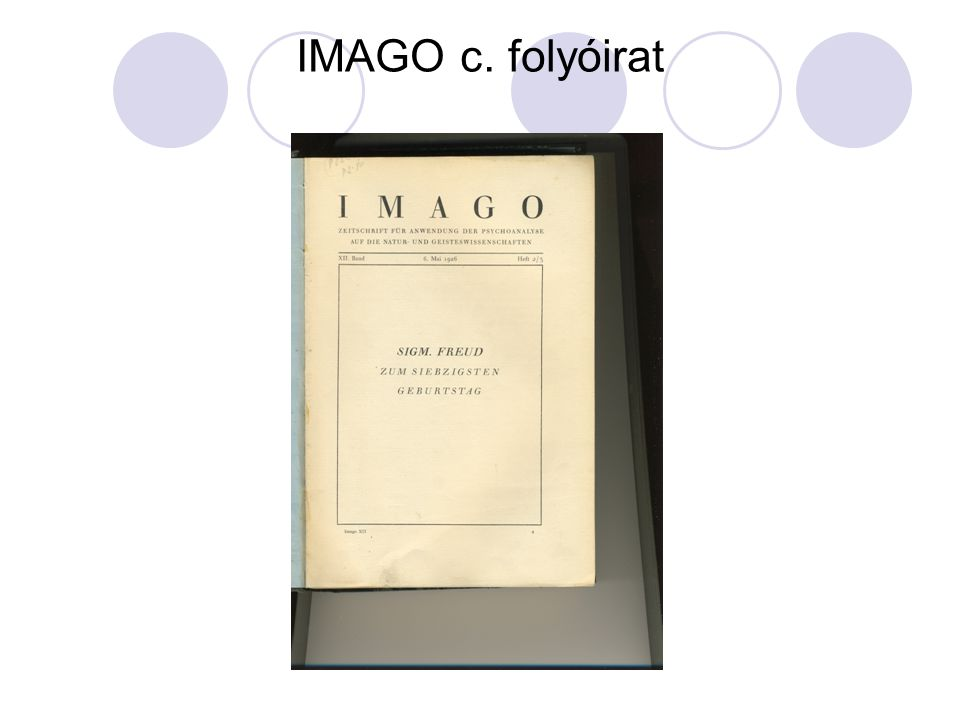 IMAGO c. folyóirat