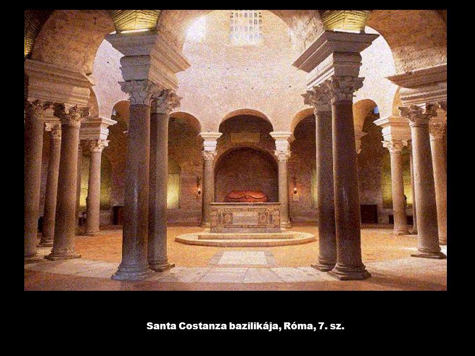 Santa Costanza bazilikája, Róma, 7. sz.